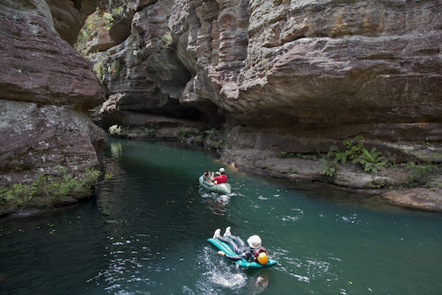 Wollangambe Canyon The Tourist Section David Noble Blog