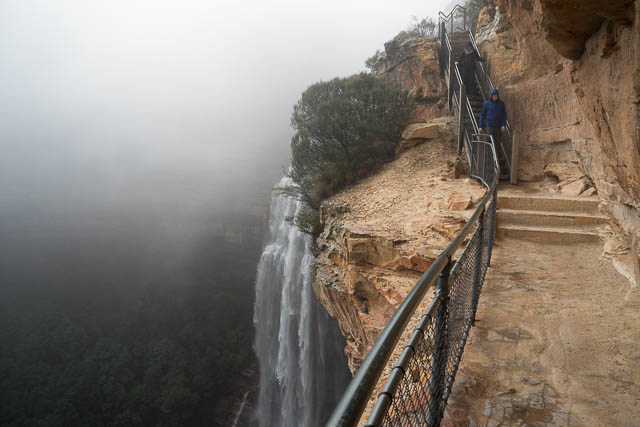 Wentworth Falls And Leura Waterfalls And Cascades 27