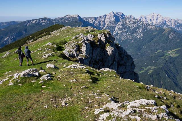View from Raduha