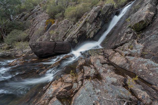 Black Banksia Falls